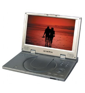 AudioVox Code Free DVD Player Plays any DVD from anywhere in the World!