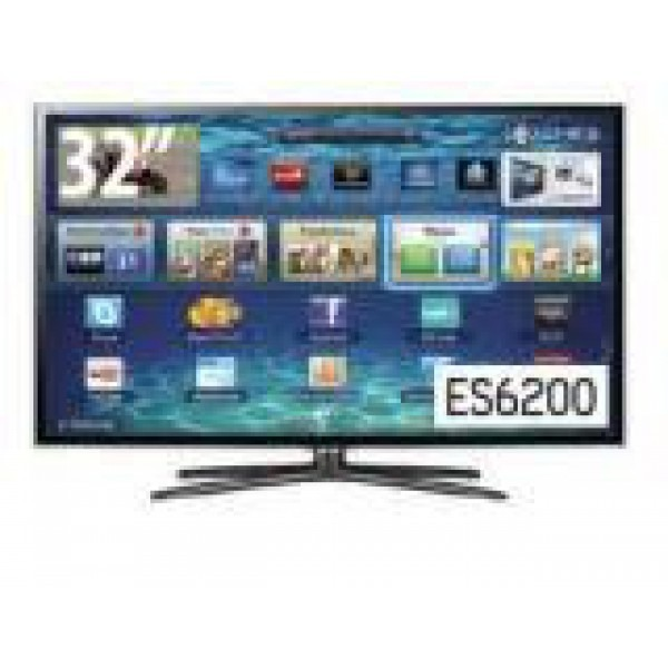 Samsung 32 Inch UA32ES6200 Full HD 3D Smart LED