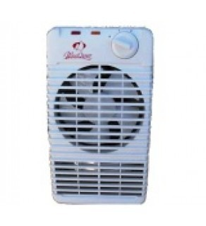 Windchaser 500W Portable Fan/Heater 220 Volts