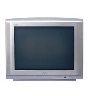 "JVC-29"" Flat Screen Multisystem TV"