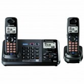 Panasonic KX-TG9382T 2-Line Expandable Digital Cordless Phone