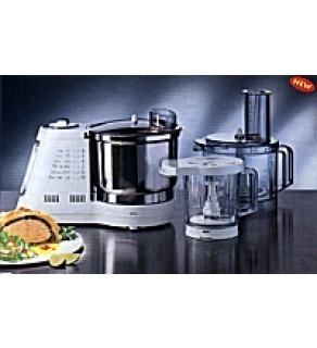Braun Multisystem Kitchen Center 220 Volt