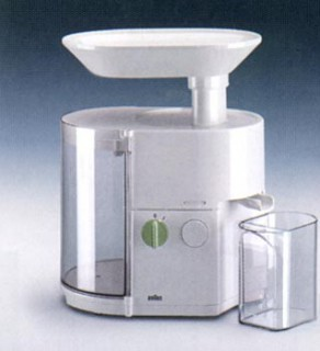Braun MP80 JUICE EXTRACTOR 220 Volts