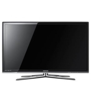 "SAMSUNG 55"" UA55C7000 MULTISYSTEM LED 3D TV FOR 110-220 VOLTS (2 pairs of glasses and a movie)"
