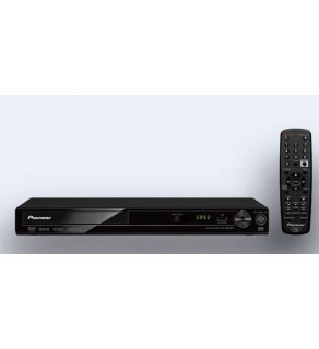 Pioneer DV-3052 Region free 1080p Upscaling DVD Player with USB Playback 110 220 Volts (Default)