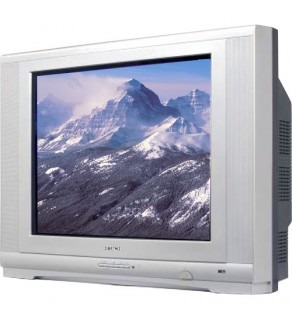 "HITACHI 29"" ""FLAT LOOK"" MULTI-SYSTEM TV"