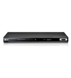 LG DV-340 CODE FREE DVD PLAYER WITH BUILT-IN VIDEO CONVERTER