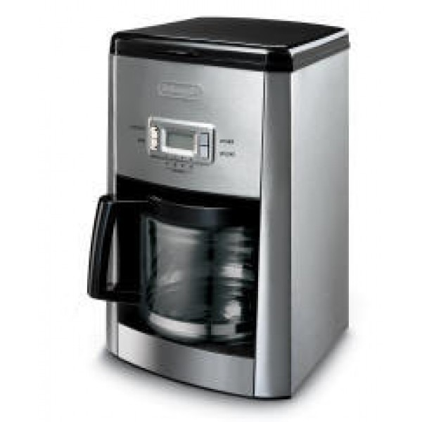 Delonghi Icm65 12 Cup Coffee Maker For 220 240 Volts Only