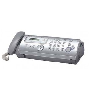 PANASONIC KXFP205 Fax Machine