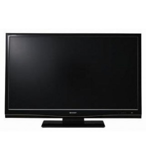 "SHARP AQUOS LC-52A83M 52"" MULTI-SYSTEM LCD TV WITH 1080P RESOLUTION"