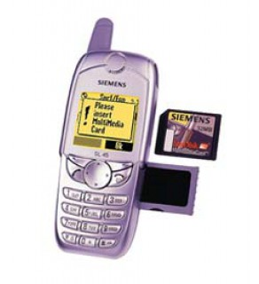 SIEMENS DUAL BAND GSM PHONE