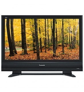 "Panasonic TH42PV7HS 42"" 720p Multi-System LCD TV"