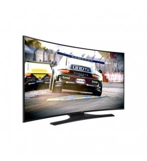 "Samsung UA-65JU7200 65"" 4K Ultra HD Multi-System WiFi Smart Curved LED TV 110-240 Volts"