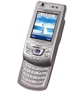 Samsung SGH-D410 Triband Gsm Phone With Video Recorder Sliding Keypad Digital Camera