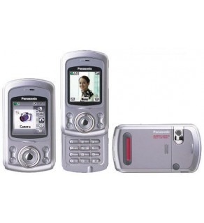 PANASONIC DUAL BAND 900/1800MHZ SLIDING CAMERA PHONE