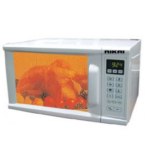 Nikai DIGITAL Microwave Oven WITH GRILL 220 Volts.