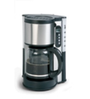 DOMO DO417KT 12 CUP COFFEE MAKER FOR 220 VOLTS
