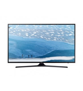 "Samsung UA-65KU7000 65"" 4K Ultra HD Multi-System WiFi Smart LED TV 110-240 Volts"