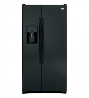 GE 20Cu.ft GSE20JEDF-BB Freestanding Side-by-Side Refrigerator FOR 220-240 VOLTS