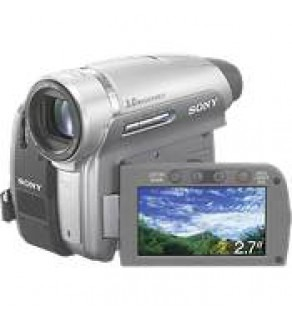 Sony DCR-HC96E PAL Mini DV Camcorder