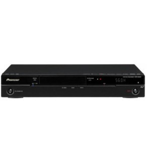 Pioneer DVR-660H 1080p PAL/NTSC Code Free DVD Recorder with 250GB hard disk