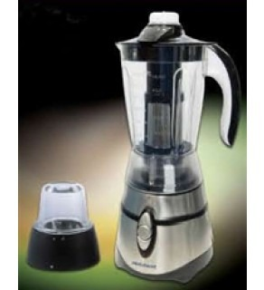 Frigidaire FD-5155F Stainless Steel Blender with Filter & Grinder 1.7 Liter 220 Volts