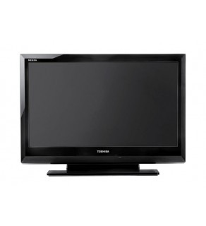 "TOSHIBA REGZA 32"" 32AV700E HD READY LCD MULTISYSTEM TV FOR 110-220 VOLTS"