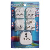 WonPro AST-P5 All IN ONE Universal Adapter Kit