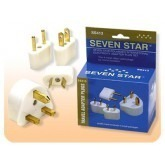 Seven Star Worldwide Travel Adapter Plug Kit