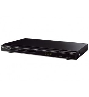 SONY DVP-SR400P REGION FREE DVD PLAYER FOR 110-240 VOLTS