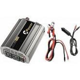 DC Powerpack-400 Watt Inverter Combination with Built-In Air Compressor
