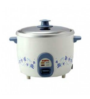 Sanyo EC408 22-CUP Rice Cooker 220 Volts