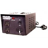 Seven Star TC-1500, 1500 Watts Step Up and Down Voltage Converter Transformer 110-220 Volts