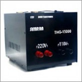 TC-7500 AC-8000 Watts Step Down Voltage Converter Transformer 220-110 Volts, (CE Approved)