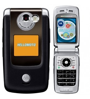 MOTOROLA A910 TRIBAND UNLOCKED GSM CAMERA PHONE