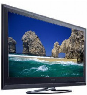 HITACHI UT-32MH700 32'' WORLD'S FIRST ULTRA THIN 32V HIGH DEFINITION MULTISYTEM LCD TV