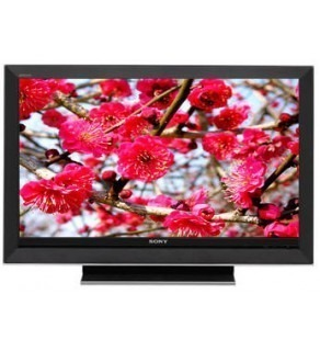 "Sony KLV-46W300A 46"" Multi-System Full HDTV 1080p LCD TV"