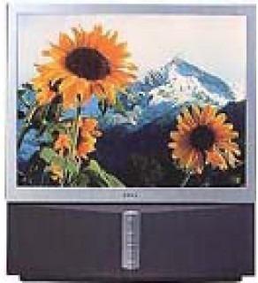 "SONY WEGA 43"" MULTI-SYSTEM TV WITH STAND"