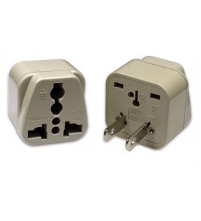 US Power Plug Adapter