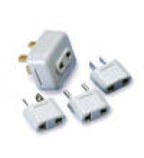 Worldwide Travel Adapter Plugs Set