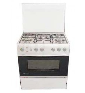 GE Free-Standing Gas Range 220 Volts (White) JGBS6130WW