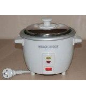 BLACK AND DECKER RC-600 3-CUP RICE COOKER FOR 220 VOLTS