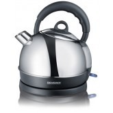 Severin WK 3349 brushed stainless steel Kettle 220 Volts