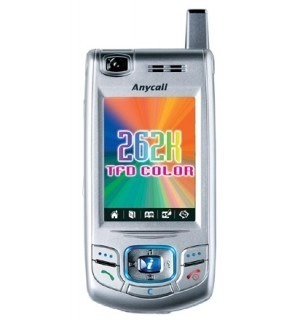 Samsung SGH-D428 Triband Unlocked Phone Touch Screen