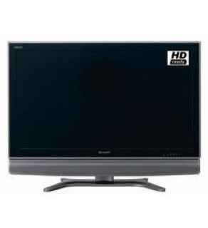 "SHARP AQUOS LC-52G7M 52"" MULTI-SYSTEM LCD TV WITH 1080P RESOLUTION"