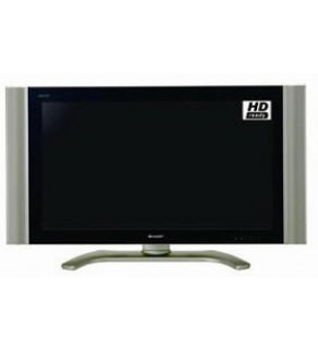 "Sharp LC-32BX5M 32"" multisystem LCD TV with 1080i hi definition"