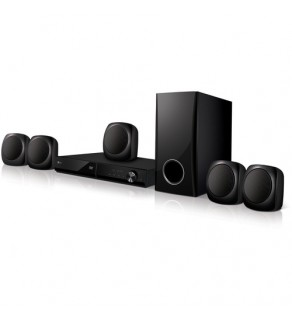 LG LHD427 5.1-Channel Region-Free DVD Home Theater System 110 220 Volts