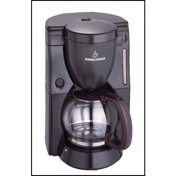 V Cup Coffee Maker : Black & Decker DCM55 4 Cup Coffee Maker (220V), 110220Volts.com