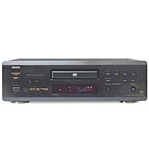 Denon Region Code FREE Progressive Scan DVD Player, SACD & DVD-Audio