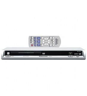 Panasonic Progressive Scan DVD Player DVD-S1